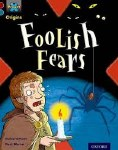 Phonics Project Fears and  Freight 5 titles