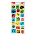 Emotionery Puffy Stickers Reward