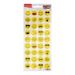 Emotionery Puffy Stickers Smiles