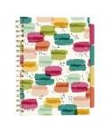 Pukka Pad Project Book B5 Carpe Diem Colour Wash