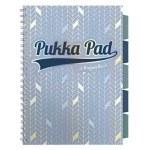 Pukka Pad Project Book A4 Glee Light Blue