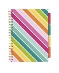 Pukka Pad Project Book B5 Carpe Diem Rainbow
