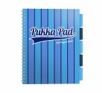 Pukka Pad Project Book A4 Vogue Blue