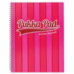 Pukka Pad Project Book A4 Vogue Pink