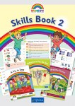 Rainbow Skills Book 2 Second Class CJ Fallon
