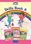 Rainbow Skills Book A Junior Infants Class CJ Fallon