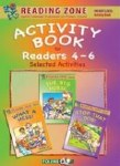 Reading Zone Activity Book for Readers 4 to 6 Senior Infants 3 in 1 Folens