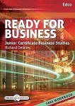 Ready for Business and Workbook Junior Cert Ed Co