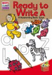 Ready To Write A Script Writing Junior Infants Big Box Scheme Ed Co