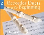 Recorder Duets From Beginning Book 2