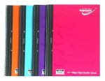 Refill Pad Spiral 160 Pages Pastel Supreme