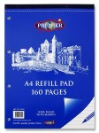Refill Pad 160 Page Top Open Premier