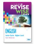 Revise Wise English Junior Cert Higher Level Ed Co