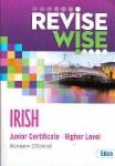 Revise Wise Irish Junior Cert Higher Level Ed Co