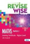 Revise Wise Maths Leaving Cert Higher Level Paper 2 Ed Co
