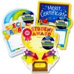 Clever Kidz 25 Reward Certificates