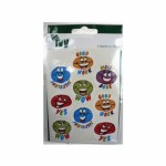 IVY Motivational Stickers Blobs 27 Pack