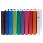 Ring Binder A4 Assorted Colours Exacompta
