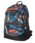 Rip Curl School Bag Proschool Brush Stokes Black 26 Litres