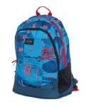 Rip Curl School Bag Trischool Poster Vibes Blue 35 Litres