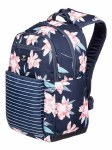 Roxy School Bag Here You Are Mood Indigo F Tandem 23.5 Litres