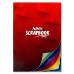 Scrap Book A4 64 Page Premier