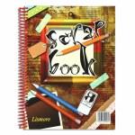 Scrapbook Spiral 340x250mm 60 Page Lismore
