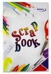 Scrap Book Foolscap 80 Page Premier