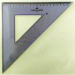 Set Square 45 Faber Castell