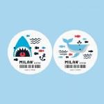 Eraser Milan 4740 Shark Attack