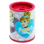 Sharpener Twin Hole Metal Barrel Disney Princess