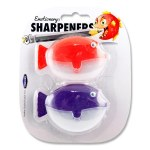 Emotionery Novelty Sharpeners Fish