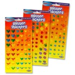Crafty Bitz 54 Shimmer Stickers
