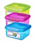 Sistema Lunch Box Plus 2 Litres