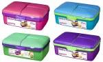 Sistema Lunch Box Quaddie 1.5 Litres