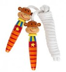 Skipping Rope With Monkey Handles