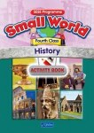 Small World 4 Fourth Class History Activity Book CJ Fallon