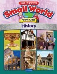 Small World 4 Fourth Class History Text Book CJ Fallon