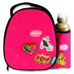 Smash S2 Case & 500ml Bottle Patch Pink