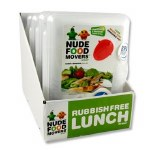 Smash Meal Box With Fork & Dressing Pot