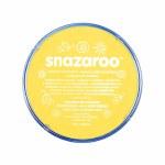 Snazaroo Face Paint Classic Yellow 18ml