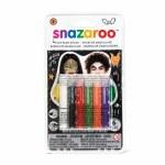 Snazaroo Face Paint Sticks Halloween 6 Pack