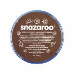 Snazaroo Face Paint Classic Light Brown 18ml