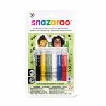 Snazaroo Face Paint Sticks Rainbow 6 Pack