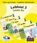 Sona Ag Léamh Level 3 Pack Yellow CJ Fallon