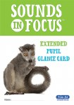 Sounds In Focus Extended Pupil Glance Card 3rd to 6th Class Prim Ed
