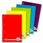 Refill Pad Spiral 160 Pages Premtone