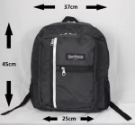 Sporthouse Student 2000 Grey School Bag 42 Litre