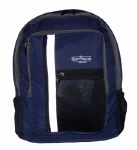 Sporthouse Student 2000 Navy School Bag 42 Litre