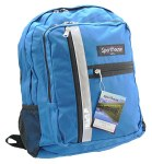Sporthouse Student 2000 Blue School Bag 42 Litres